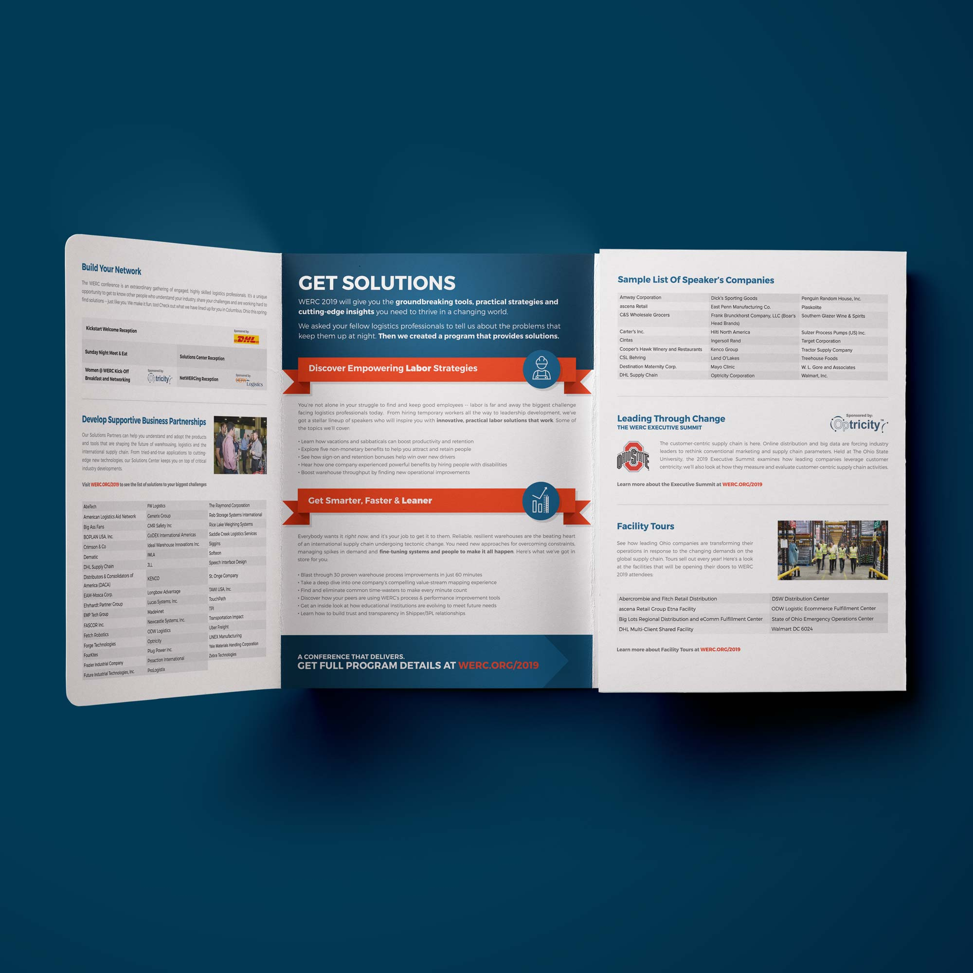 WERC 2019 Conference Discover Brochure
