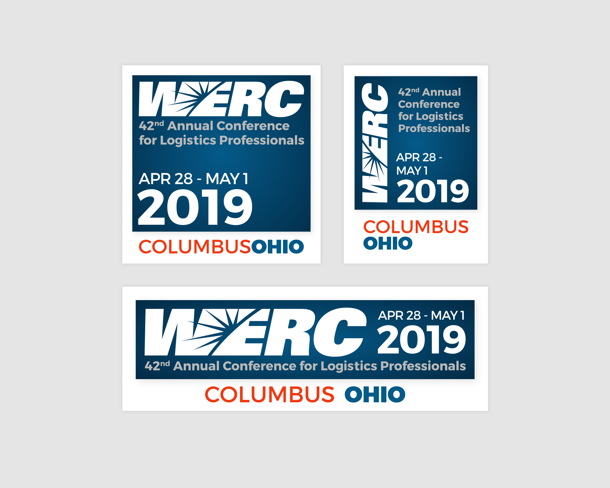 WERC 2019 Conference Logos